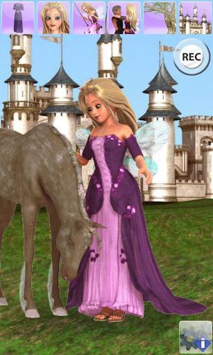 My Little Talking Princess - Imagem 1 do software