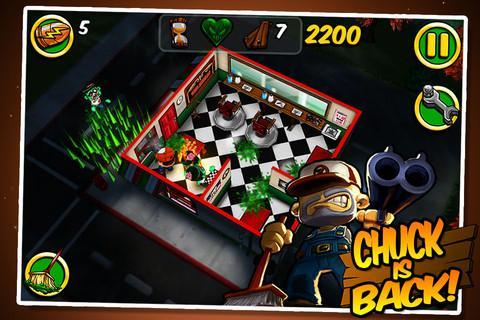 Zombie Wonderland 2: Outta Time! - Imagem 1 do software