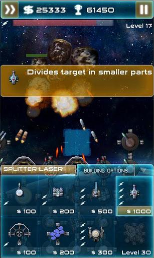 Asteroid Defense - Imagem 1 do software