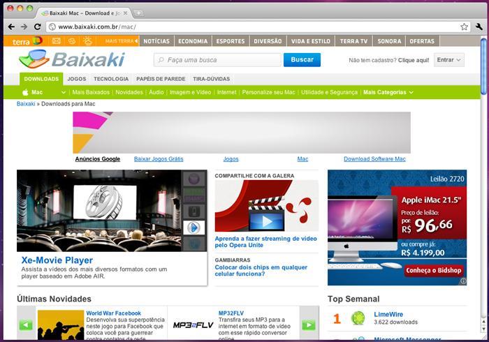 Google Chrome Beta - Imagem 2 do software