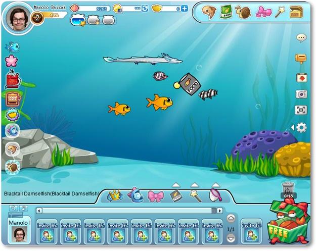 My Fishbowl - Imagem 1 do software