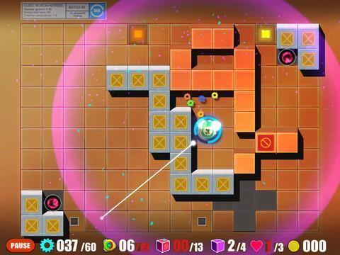 Ball on a Wall - Imagem 1 do software
