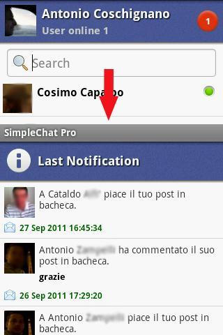SimpleChat for Facebook (ads) - Imagem 2 do software