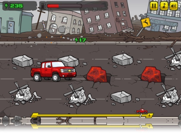 Silverado Apocalypse Blaster - Imagem 1 do software