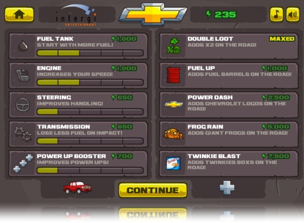 Silverado Apocalypse Blaster - Imagem 2 do software