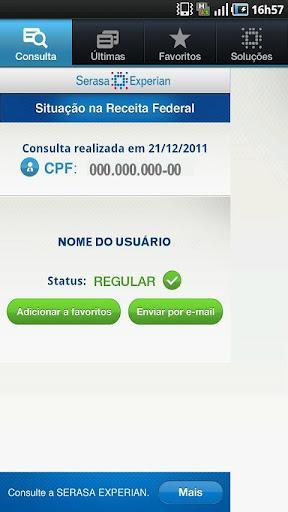 CPF/CNPJ - Imagem 1 do software
