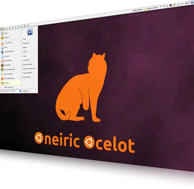Ubuntu Transformation Skin Pack - Imagem 1 do software