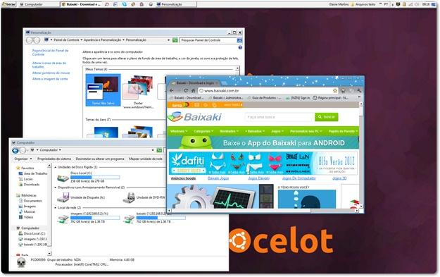 Ubuntu Transformation Skin Pack - Imagem 5 do software