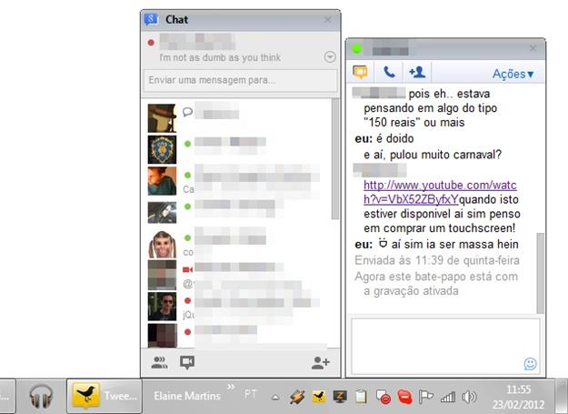 Bate-papo para o Google - Imagem 1 do software