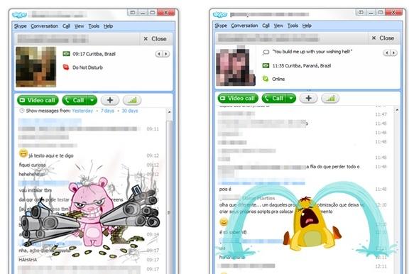 Messenger Plus! for Skype - Imagem 3 do software