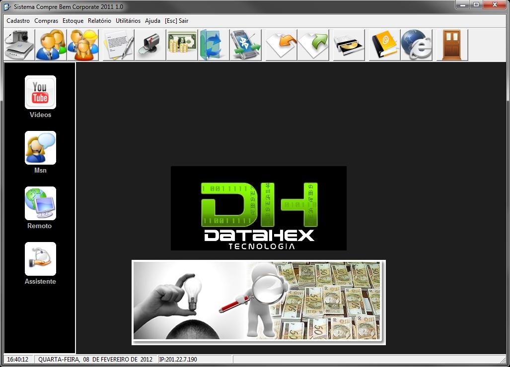 Compre Bem Corporate - Imagem 1 do software