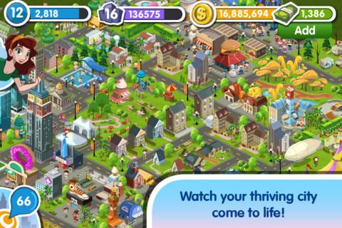 My Town 2 - Imagem 1 do software