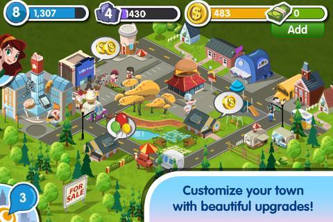 My Town 2 - Imagem 2 do software