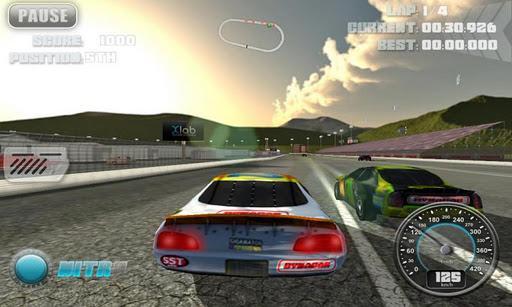 N.O.S. Car Speedrace - Imagem 1 do software