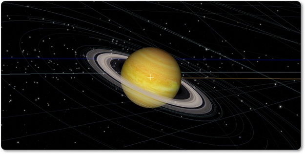 Microsoft WorldWide Telescope Beta - Imagem 2 do software
