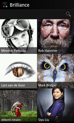 Brilliance: 500px Image Viewer - Imagem 1 do software