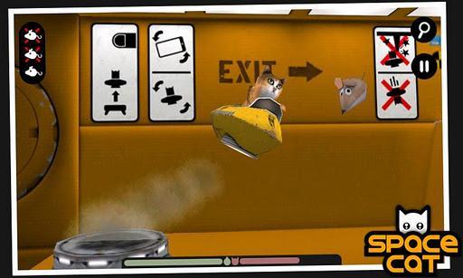 SpaceCat (3D) - Imagem 1 do software
