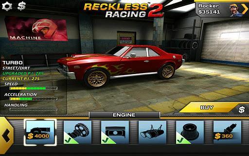 Reckless Racing 2 - Imagem 2 do software