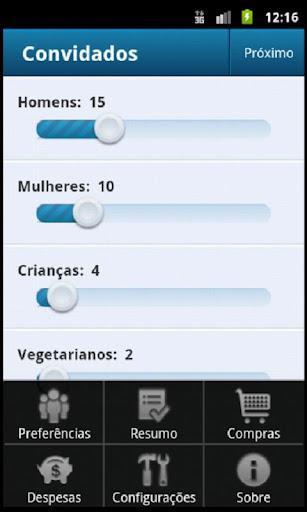 Meu Churras - Imagem 1 do software