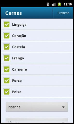 Meu Churras - Imagem 3 do software