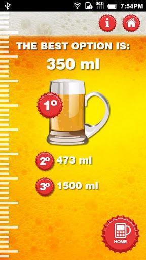 BeerCalculator - Imagem 1 do software