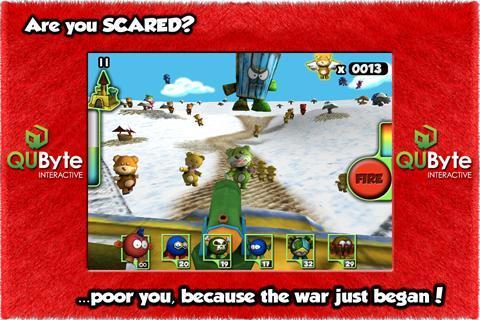 Plush Wars - Imagem 1 do software