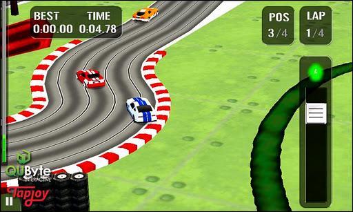 HTR High Tech Racing - Imagem 2 do software