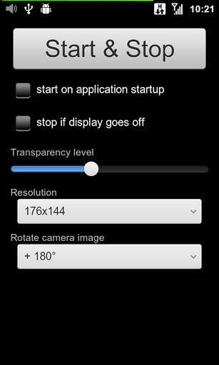 Transparent Screen - Imagem 2 do software
