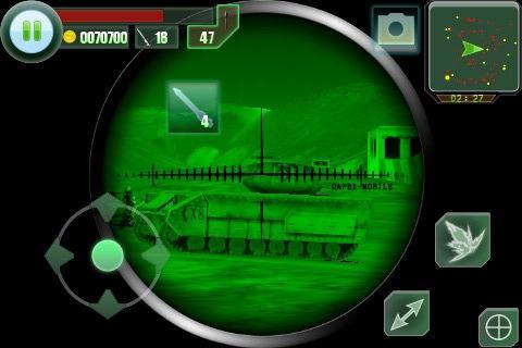 The Last Defender HD Lite - Imagem 1 do software