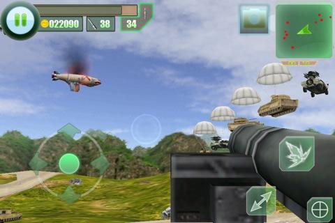 The Last Defender HD Lite - Imagem 2 do software