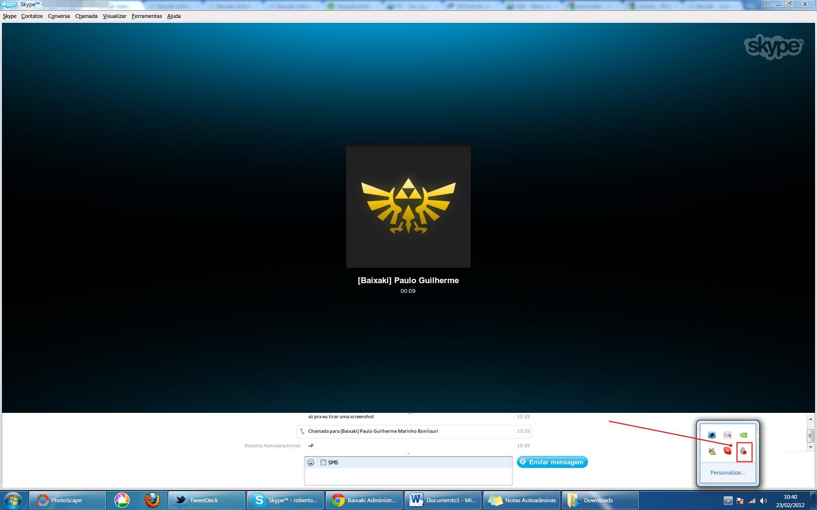 Skype Auto Recorder - Imagem 1 do software