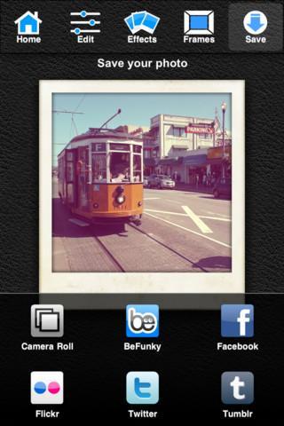 BeFunky Photo Editor - Imagem 4 do software