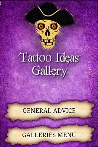 Tattoo Ideas Gallery - Imagem 1 do software