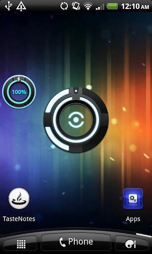Brightness level disc - Imagem 2 do software