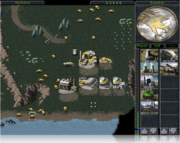 Command & Conquer Remake - Imagem 1 do software