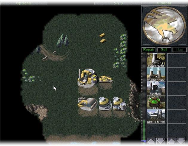 Command & Conquer Remake - Imagem 2 do software