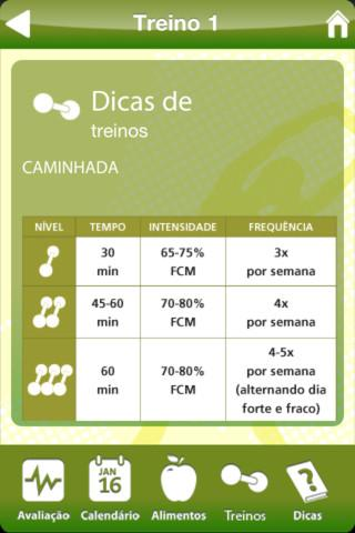 BOA FORMA calculadora de calorias Download para iPhone em..