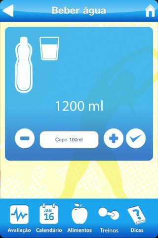 BOA FORMA calculadora de calorias - Imagem 4 do software