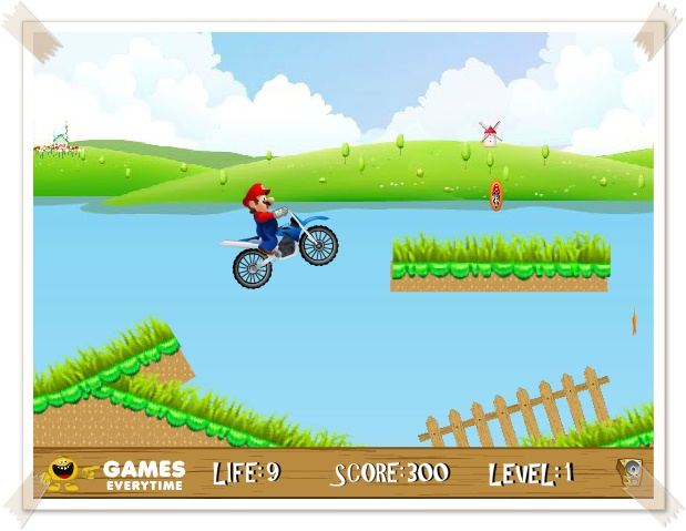 Mario ride Online - Imagem 2 do software