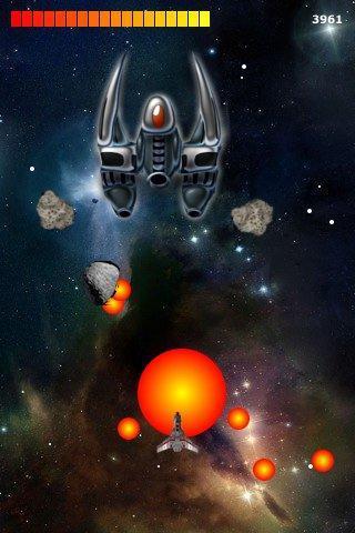 Space War Lite - Imagem 2 do software