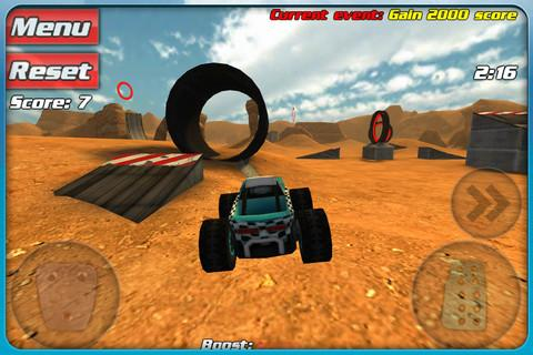 Crash drive 3D - Imagem 1 do software