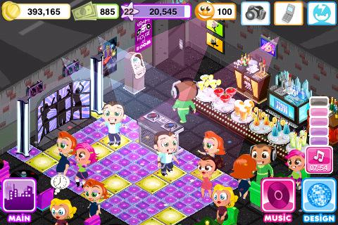 Nightclub Story - Imagem 1 do software