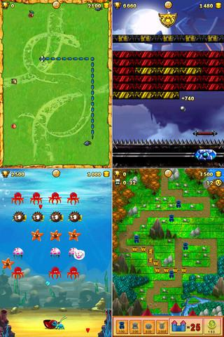 101-in-1 Games - Imagem 1 do software
