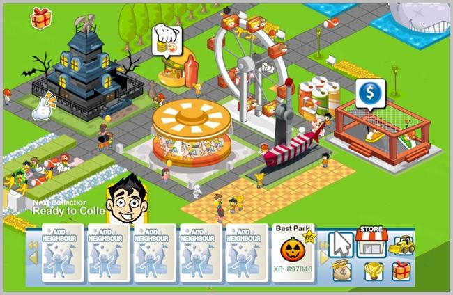 Social Park - Imagem 1 do software