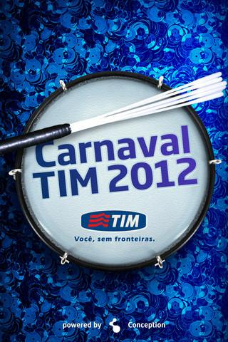Carnaval TIM 2012 - Imagem 1 do software