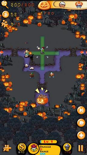 Greedy Pigs Halloween - Imagem 2 do software