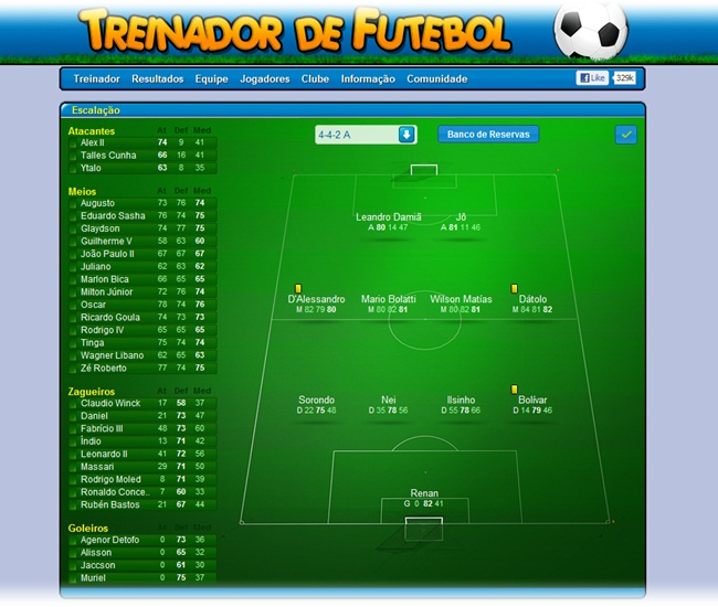 Online Football Manager - Imagem 3 do software