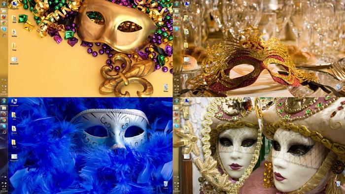 Masquerade Theme - Imagem 1 do software