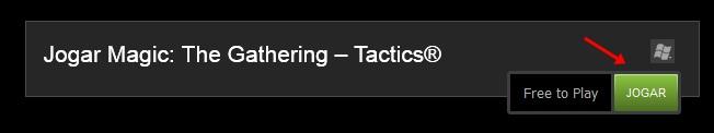Magic: The Gathering – Tactics - Imagem 2 do software