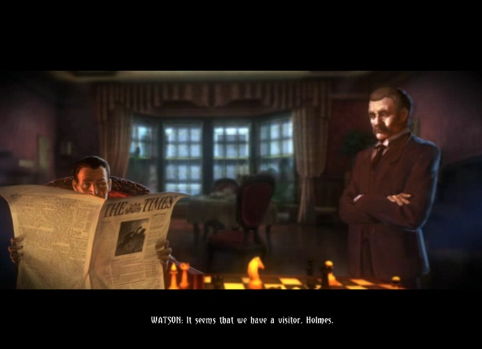Sherlock Holmes and the Hound of the Baskervilles - Imagem 2 do software